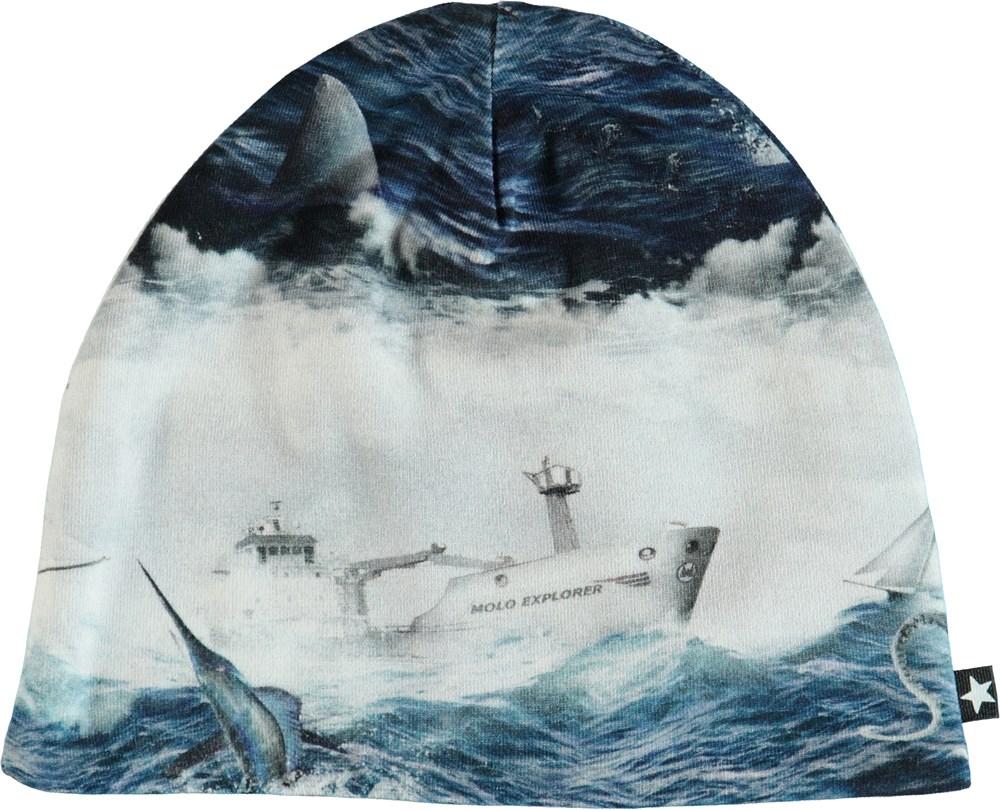 Ned - Sailor Stripe - Mössa