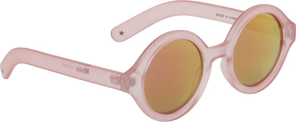 Shelby - Fuchsia Pink - Ljusrosa solglasögon