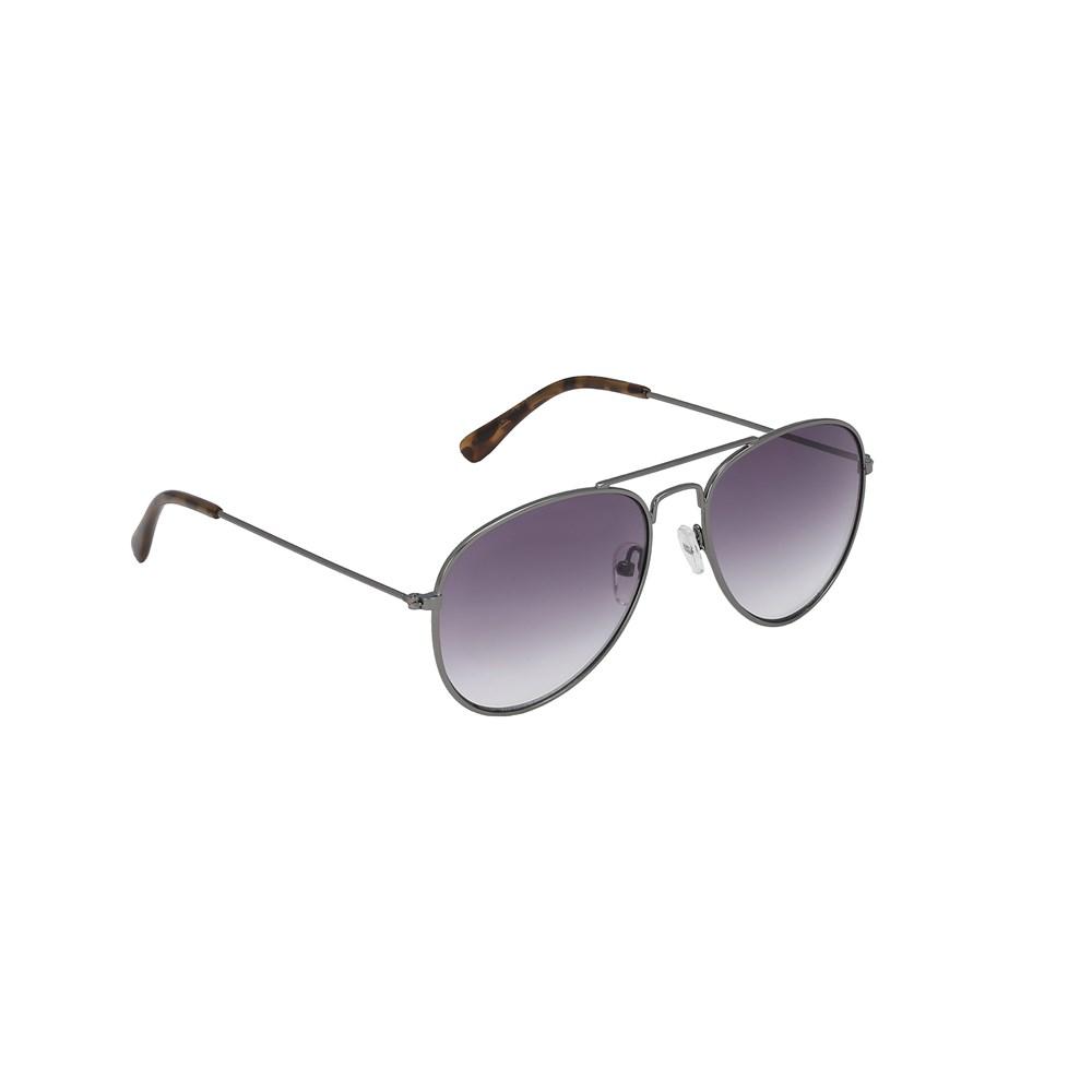 Sheriff - Gun Metal - Aviator solglasögon
