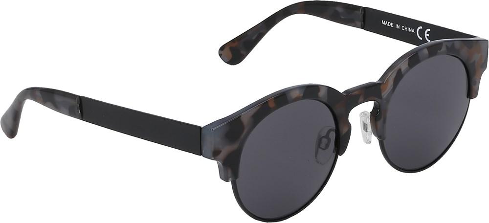 So Fashion - Tortoise Light - Retro solglasögon