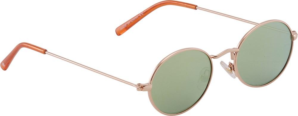 Soso - Red Sand - Ovala solglasögon