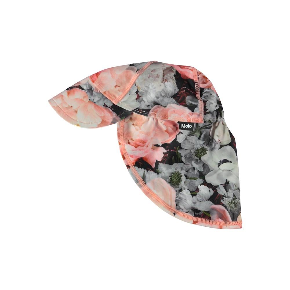 Nando - Blossom - Solhatt med blommor