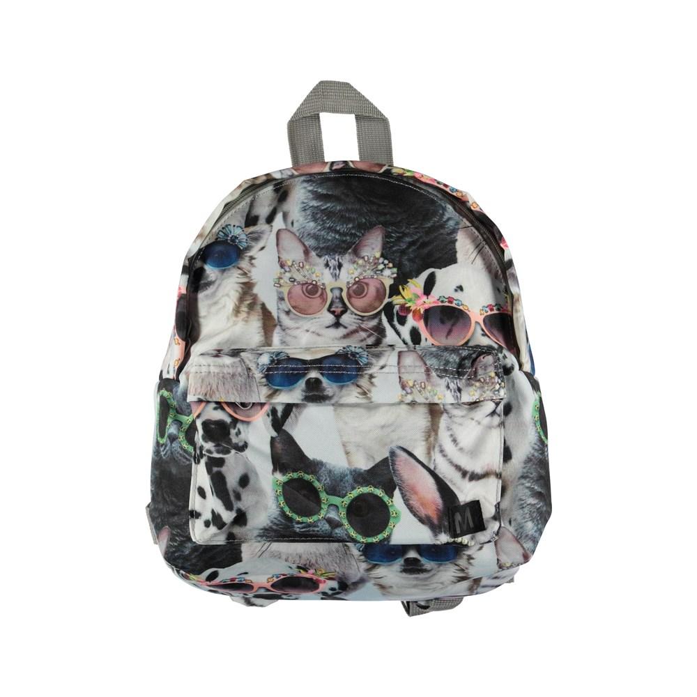 Backpack - Sunny Funny - Ryggsäck med tryck av djur.