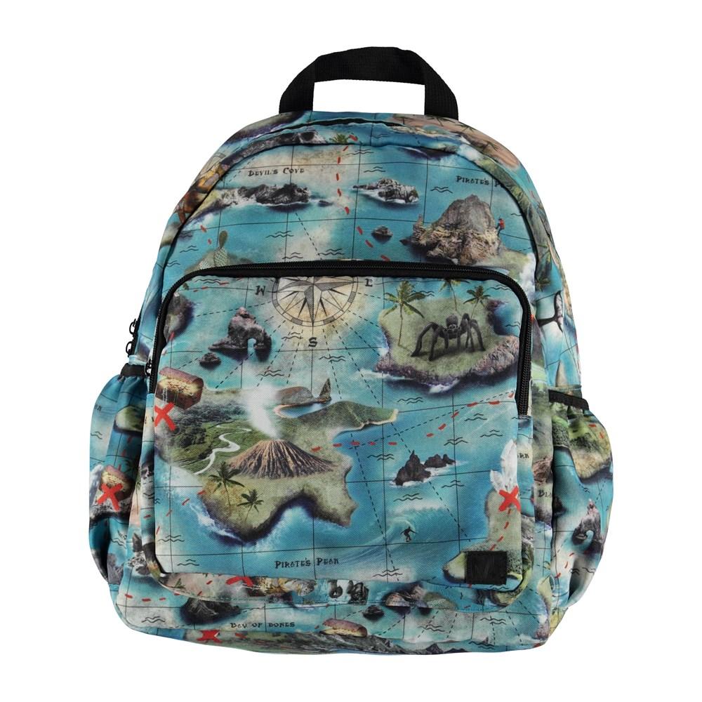 Big backpack - Treasure Map - Big Backpack - S