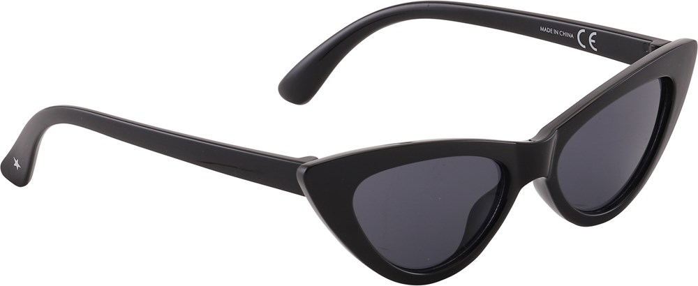 Sola - Very Black - Katachtige zonnebril