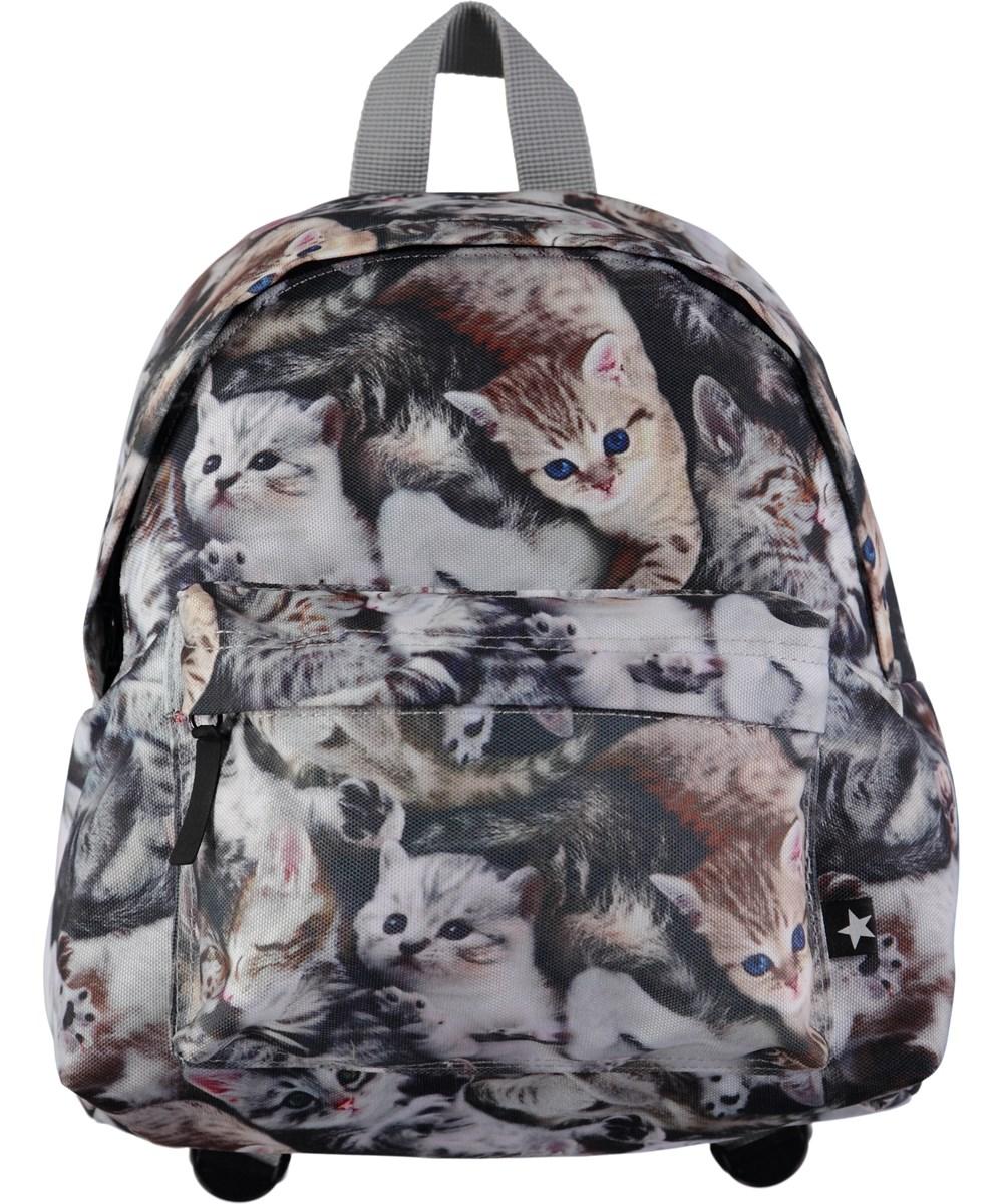 a33c08d115b Backpack - Miauuu - Rugzak met kattenprint - Molo