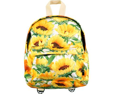 1cb16e933e3 Bags & Containers. Backpack Sunflower Fields
