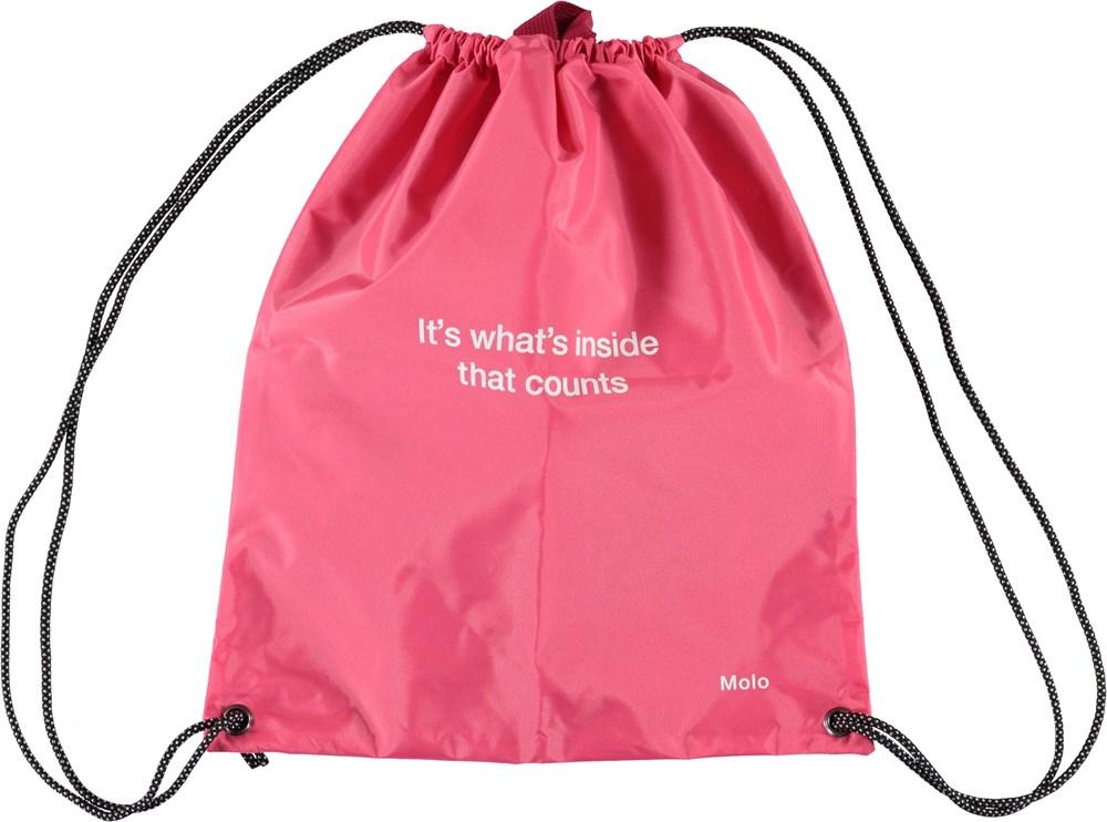 Kit Bag - Pink Lemonade - Roze gymtas