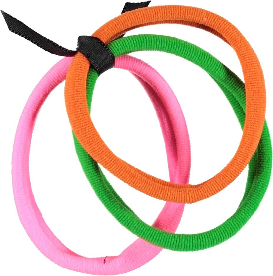 Basic Elastics - Multi 4 - Colourful hair elastics