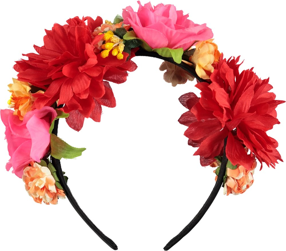 Floral Hairband - Multi Color - Flower headband - Molo