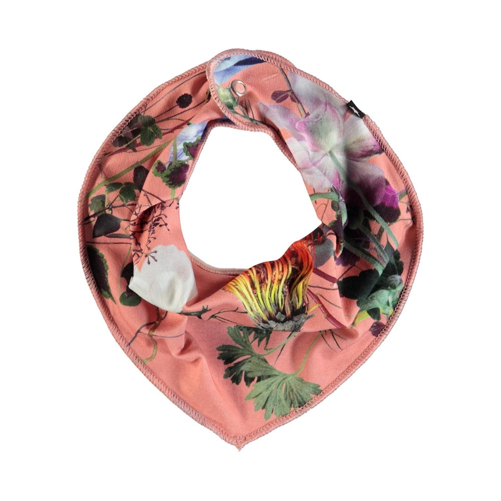 Nayela - Flowers Of The World - Flower bib