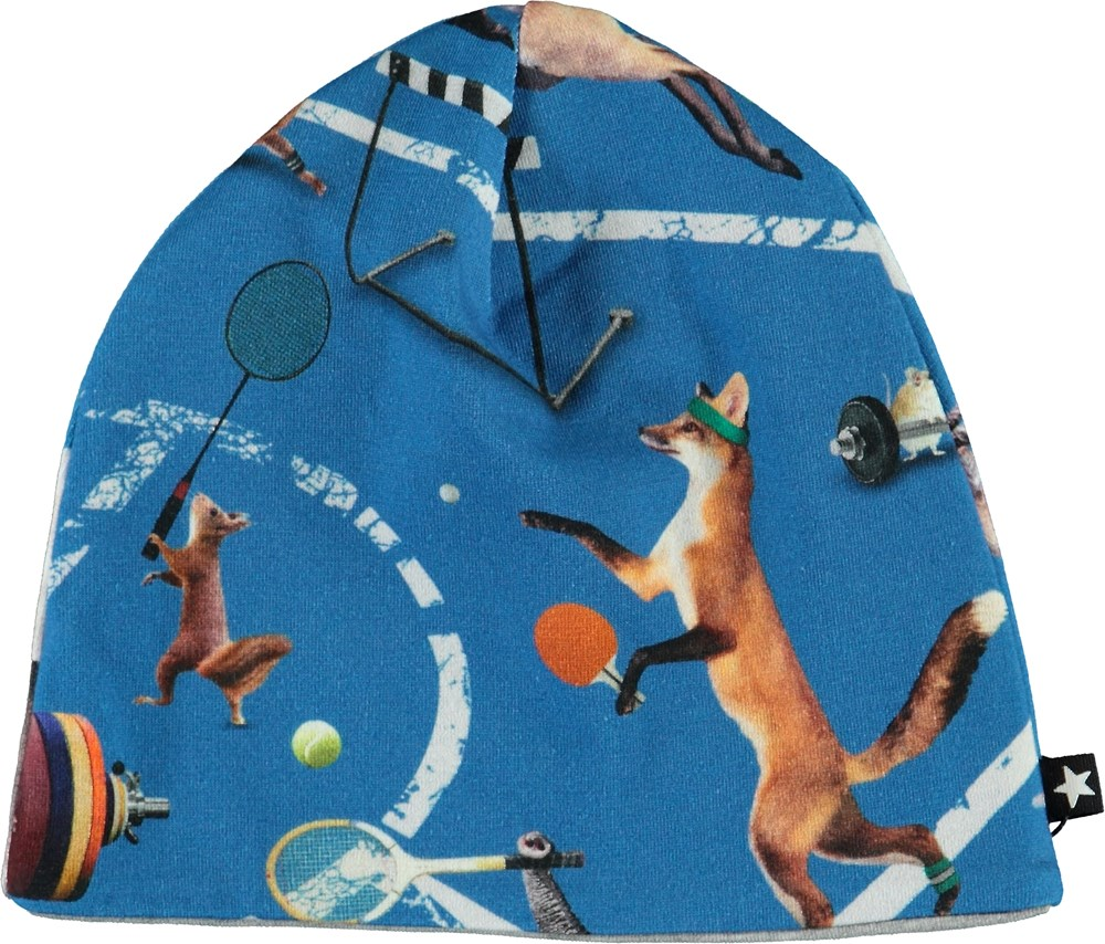 Ned - Athletic Animals - AOP