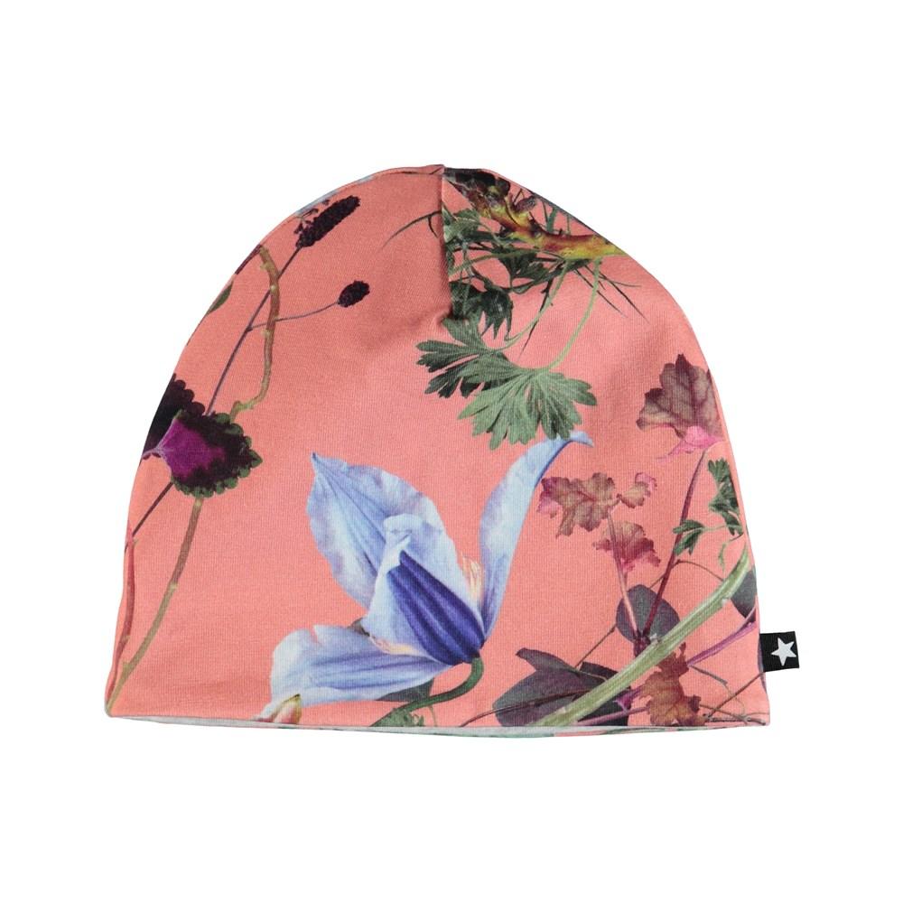Nedine - Flowers Of The World - Flower hat.