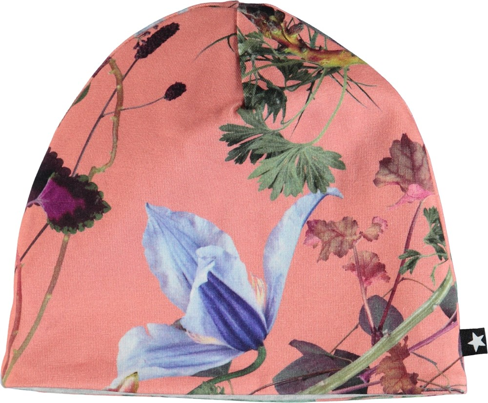 Nedine - Flowers Of The World - Flower hat.