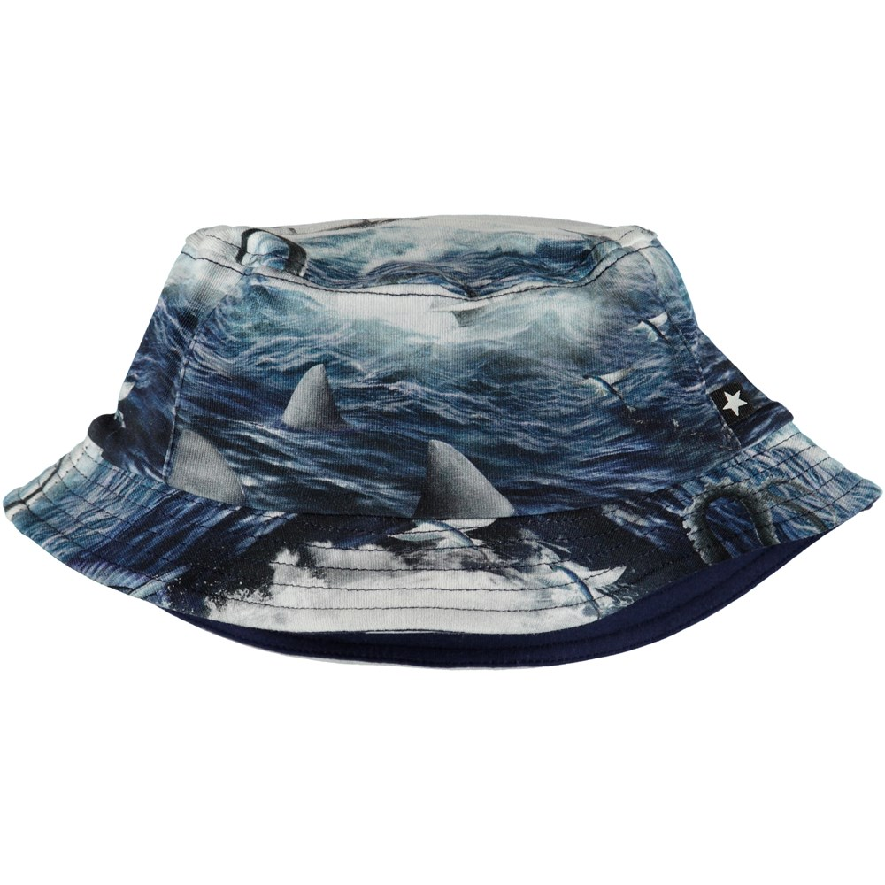Nomly - Sailor Stripe - Bucket Hat