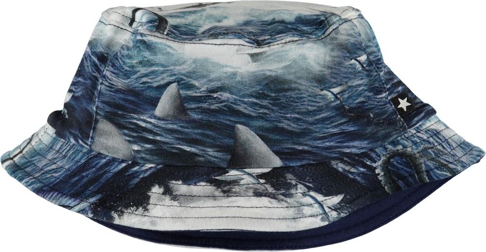 Nomly - Sailor Stripe - Bucket Hat