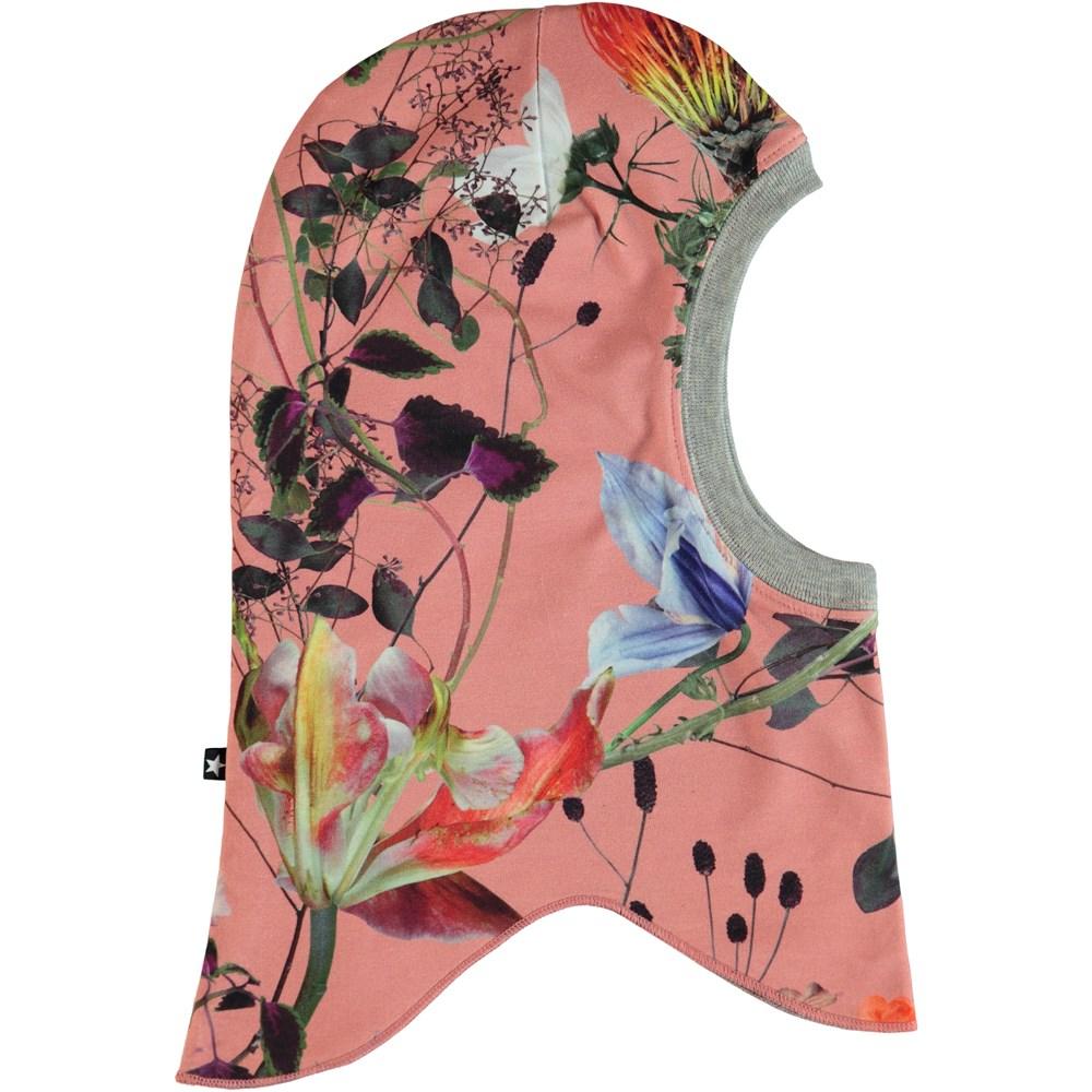 Novella - Flowers Of The World - Flower ski mask.