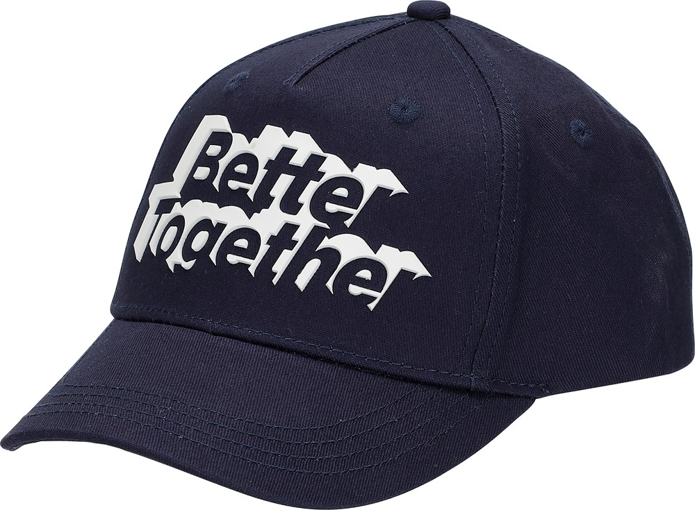 Sebastian - Sailor - Blue cap with text