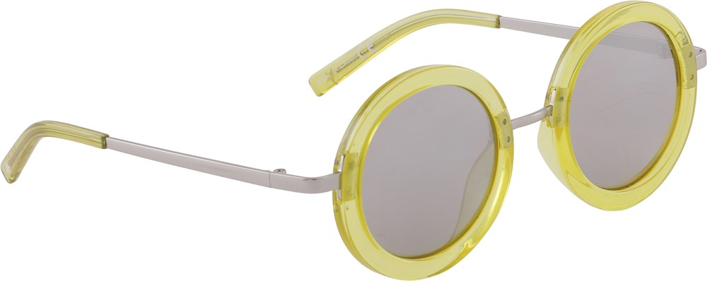 Shakira - Limeade - Light yellow sunglasses