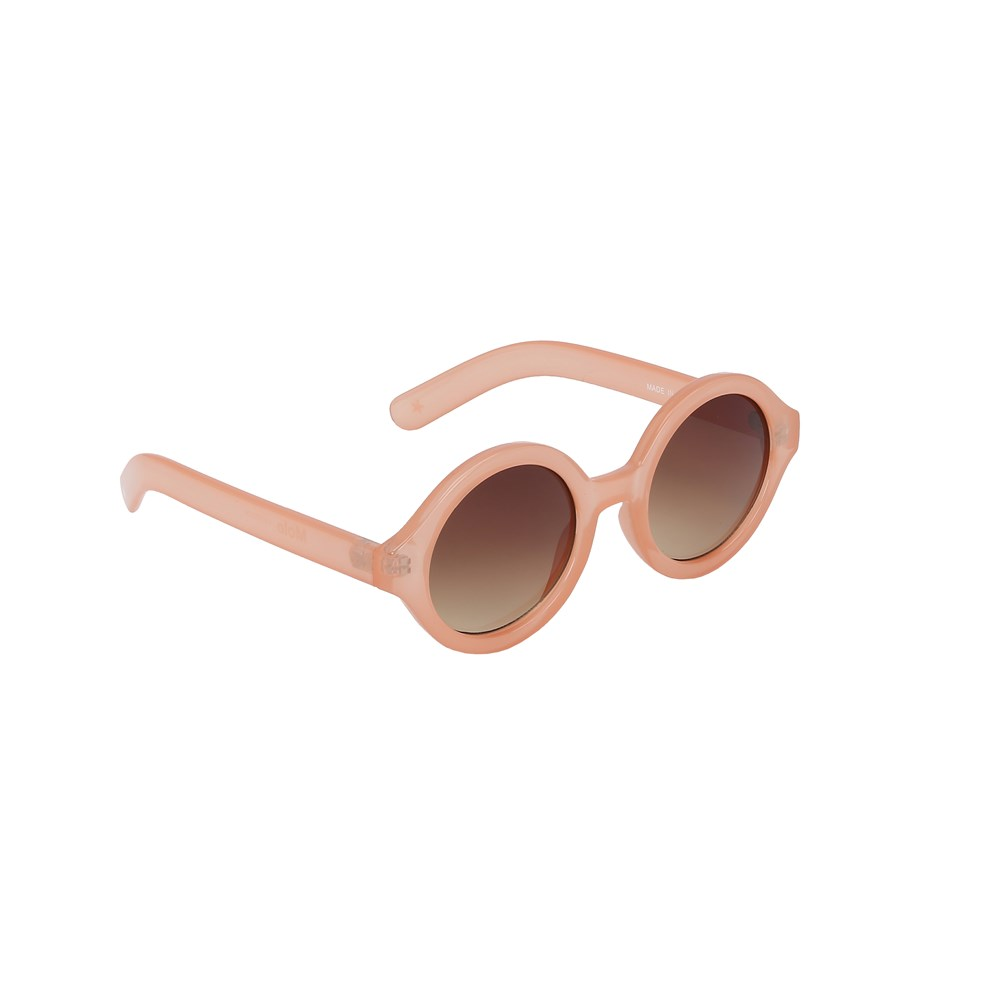Shelby - Blooming - Round baby sunglasses