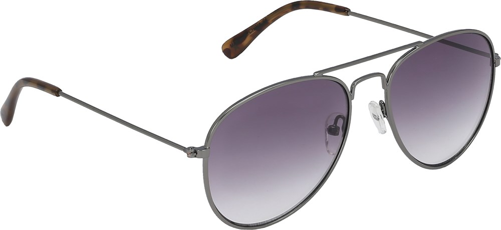 Sheriff - Gun Metal - Aviator sunglasses