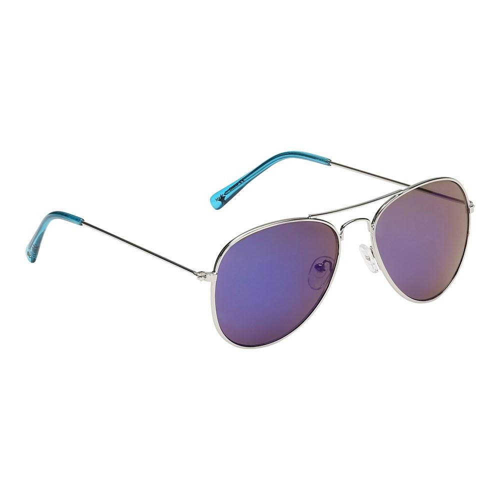 Sheriff - Ibiza Blue - Chic blue sunglasses in a retro look