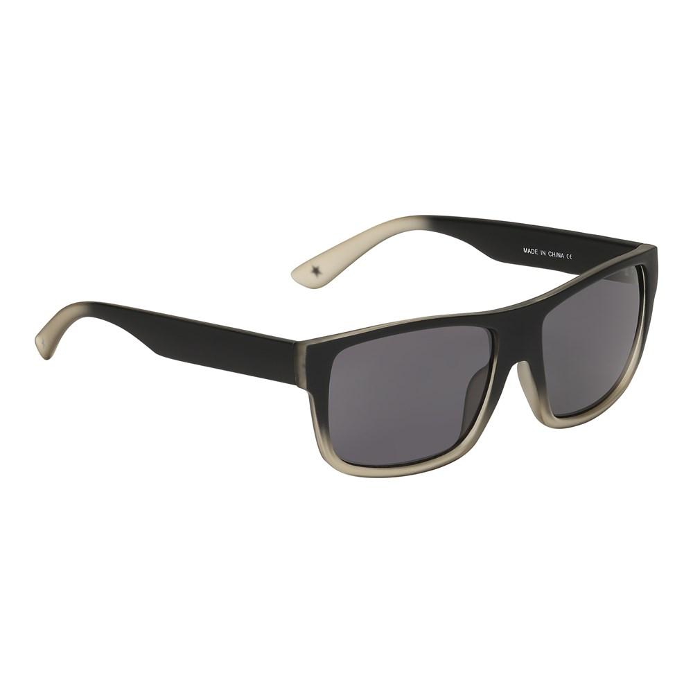 Skipp - Black - Black sunglasses with fading effect