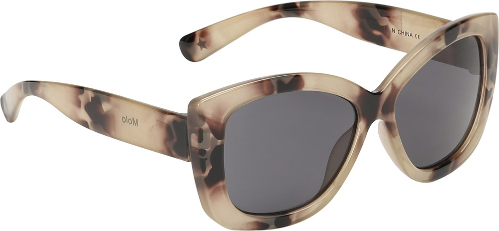Sophisticated - Tortoise - Large tortoise sunglasses