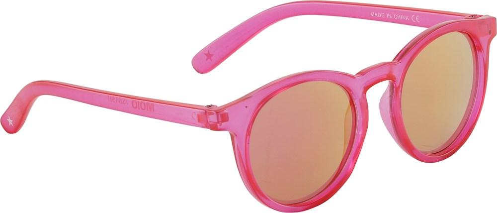 Sun Shine - Glowing Pink - Pink sunglasses