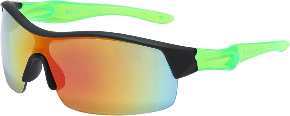 Surf - Scuba Green - Sporty green sunglasses
