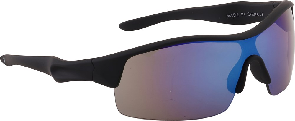Surf - Very Black - Sporty cycle sunglasses