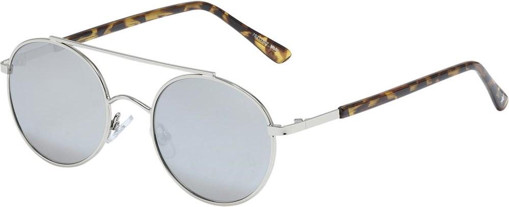 Suri - Tortoise - UV pilot sunglasses