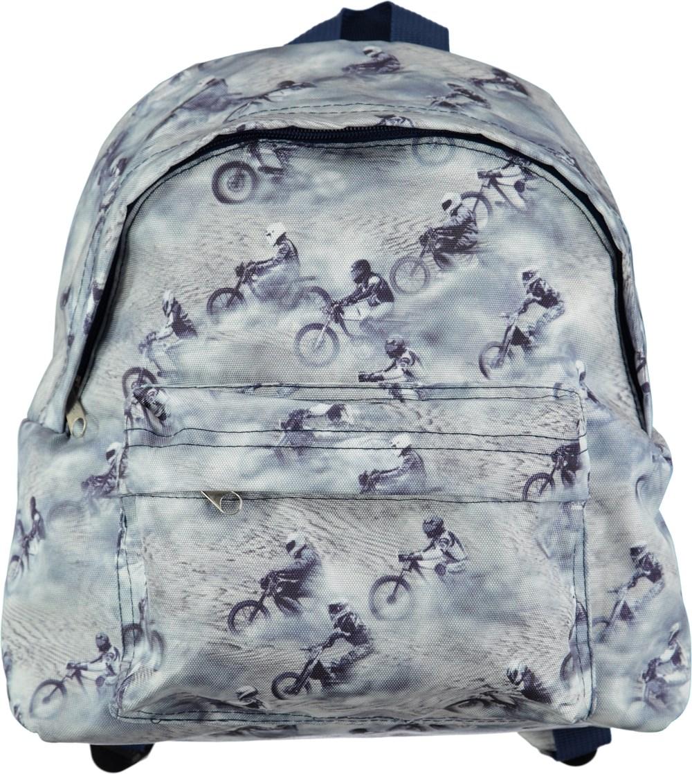 bfc1262285a Backpack - Biker Race - backpack with biker print - Molo