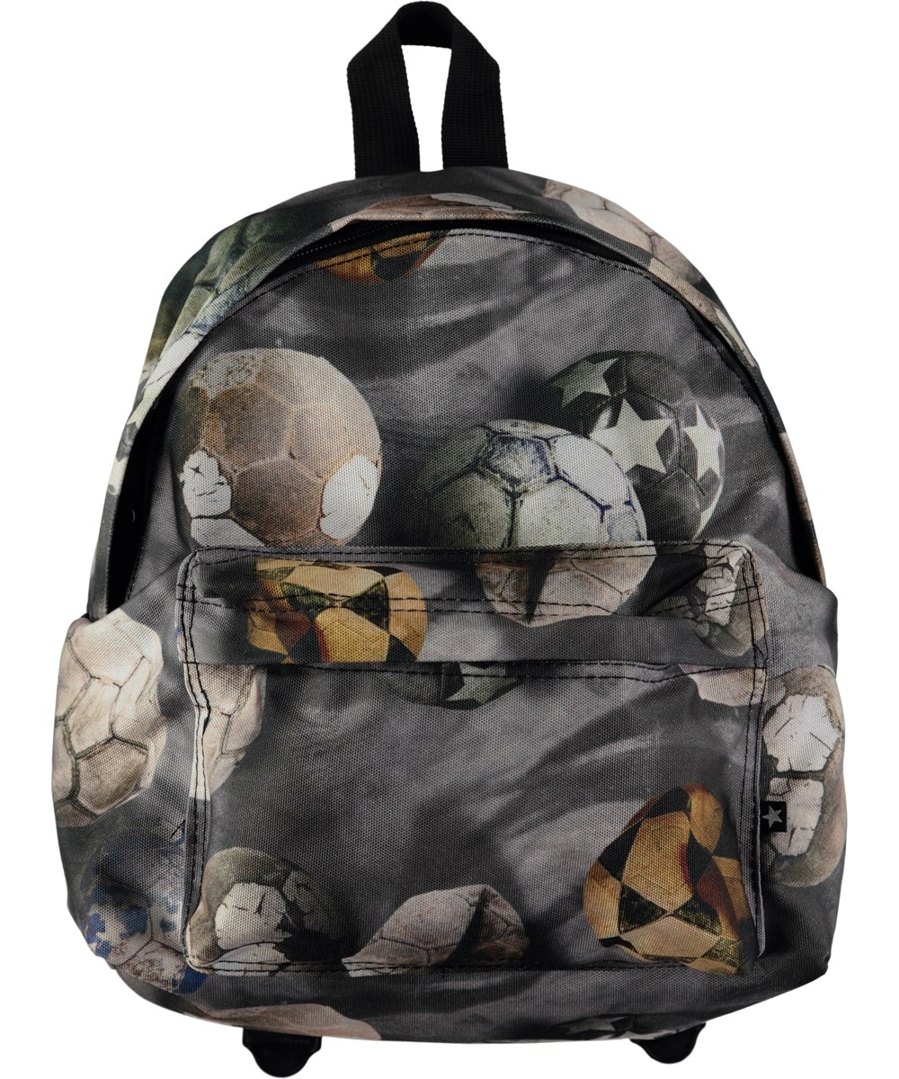 5257980bab5 Backpack - Dusty Soccer - backpack with footballs - Molo