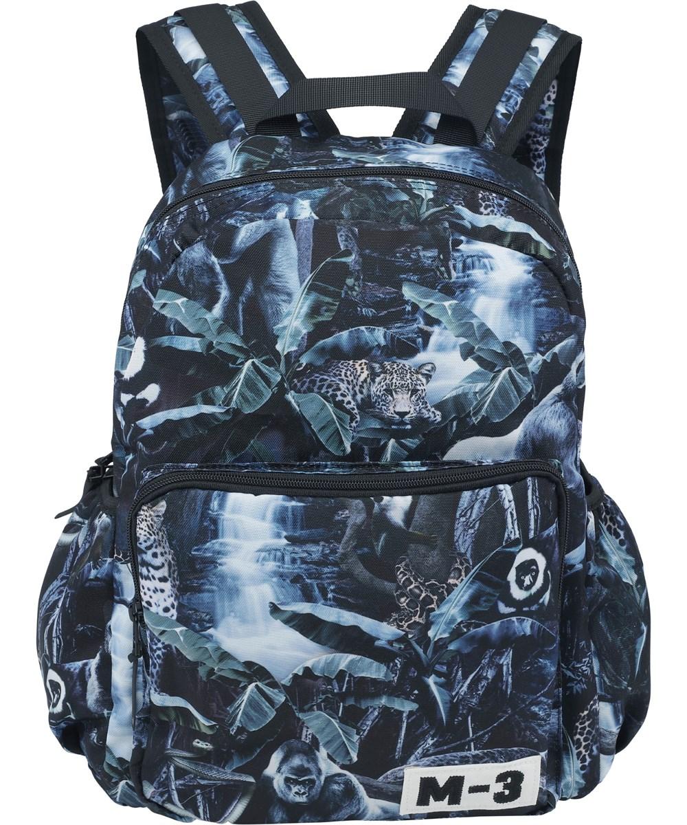 Big Backpack - Moonlit Jungle - Molo Bags