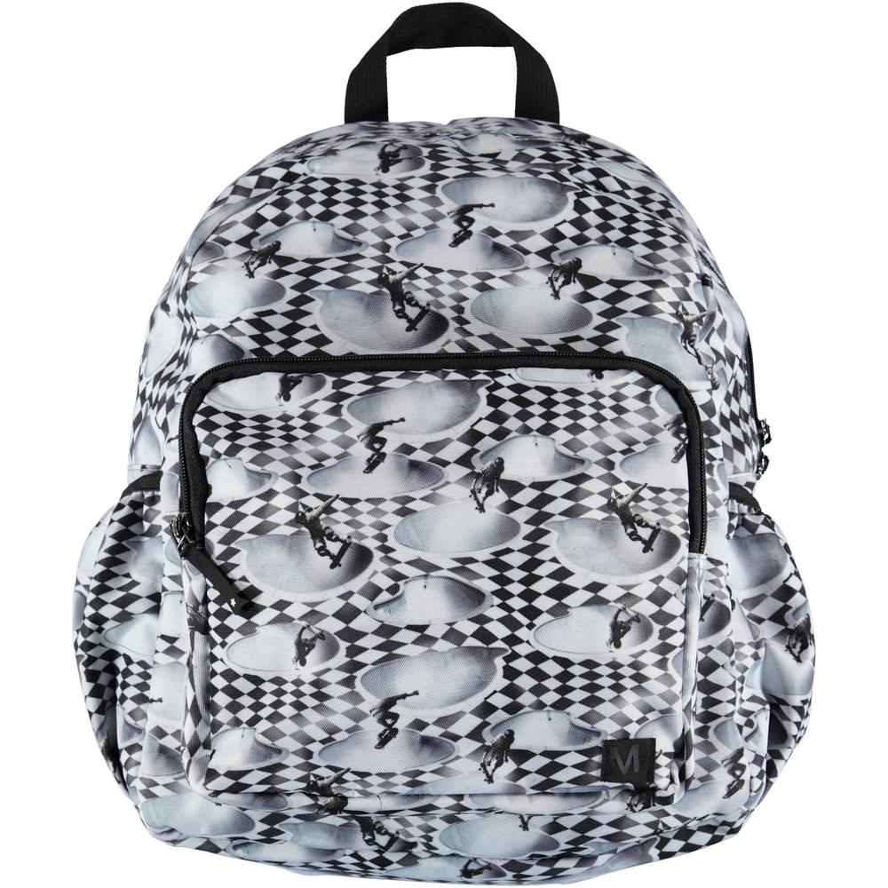Big backpack - Skate Check Small - Big Backpack - Skate Check Small