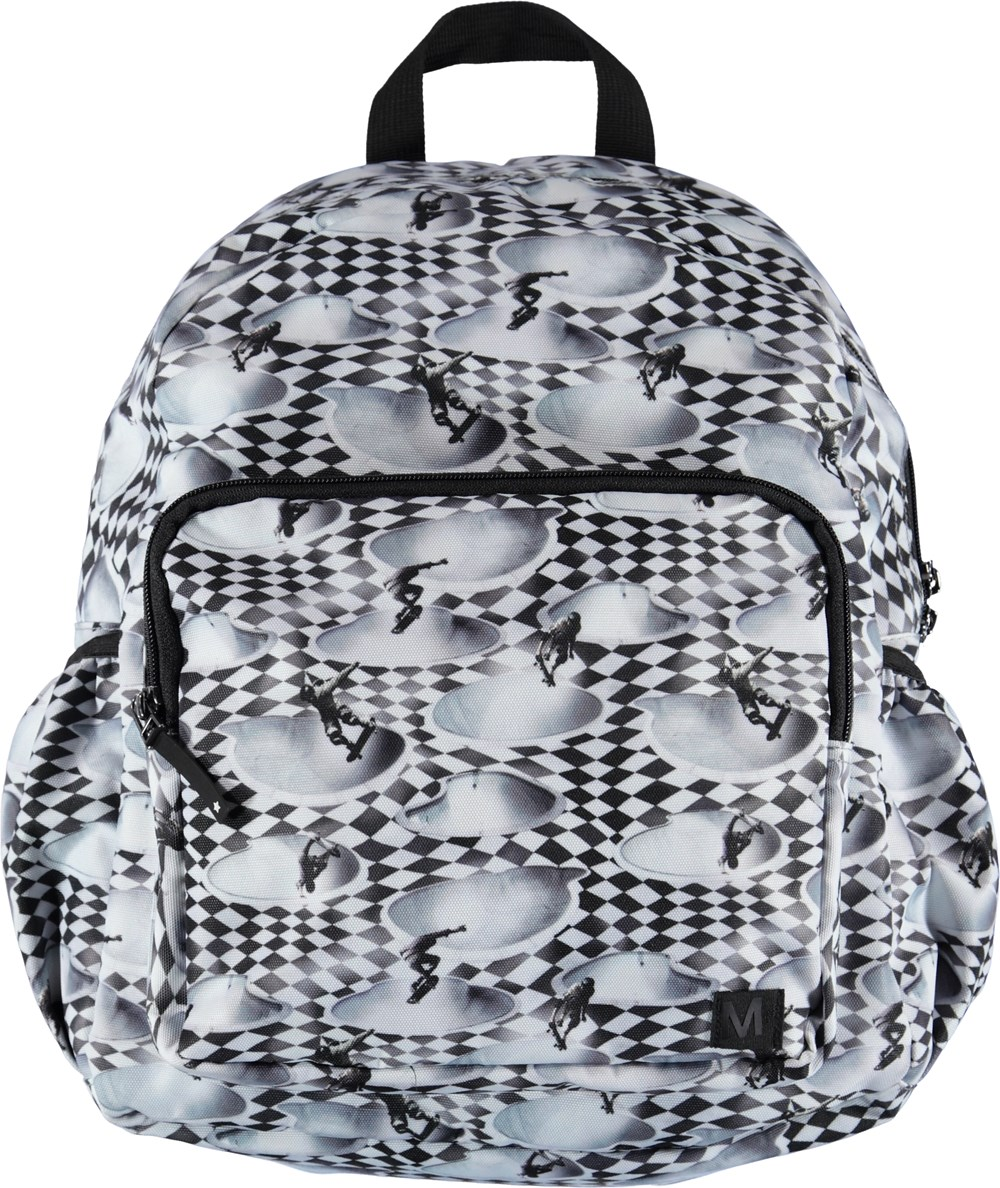 9df6459e45db Big backpack - Skate Check Small - Big Backpack - Skate Check Small ...
