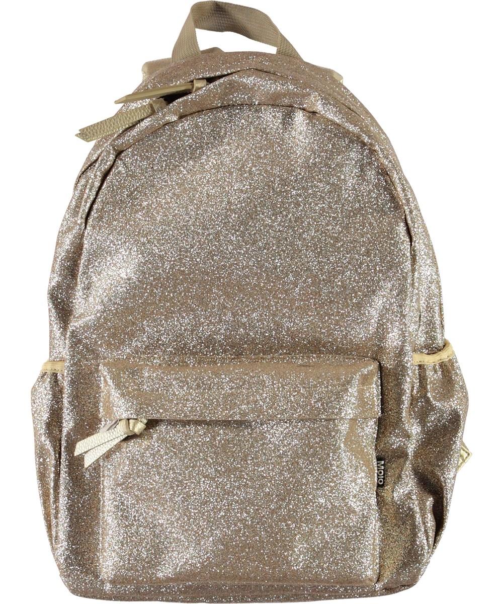 Glitter Bag - Gold Glitter - Molo Bags