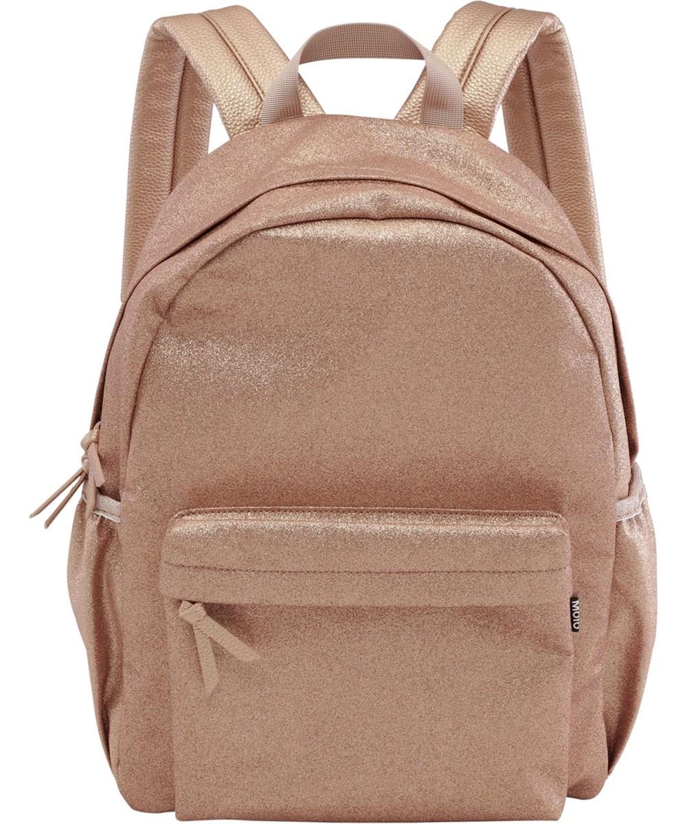 Glitter bag - Rose Copper - Rose gold backpack with glitter
