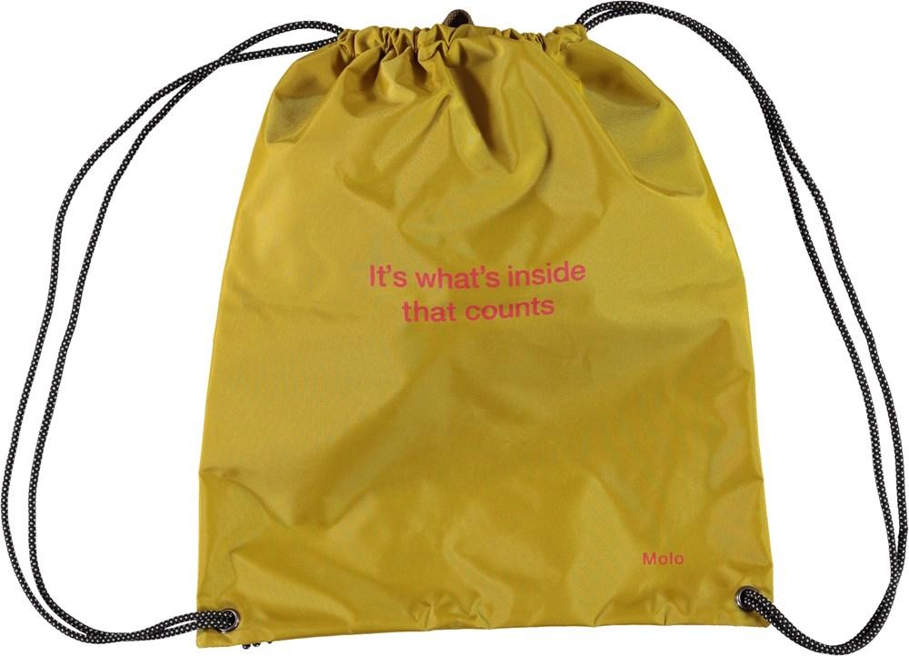 Kit Bag - Nugget Gold - Yellow gym bag