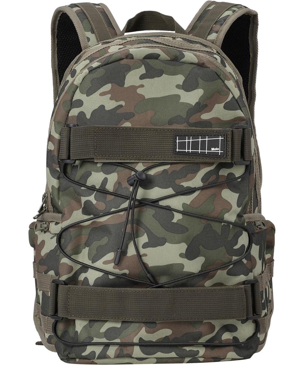 Skate Backpack - Camo - Rucksack in camouflage print