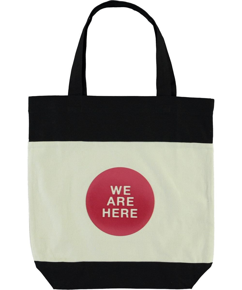 Tote Bag - We Are Here - Molo Bags