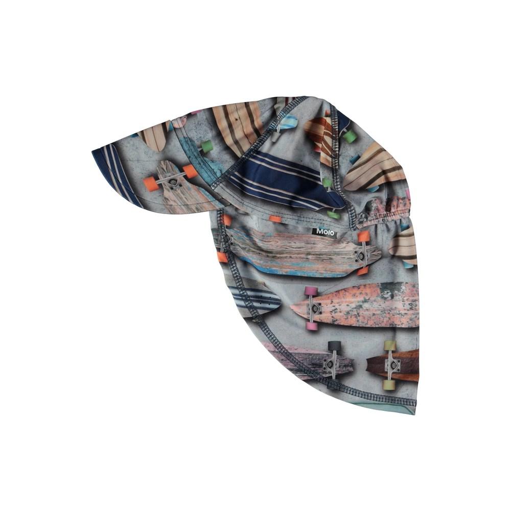 Nando - Board Stripe - Solhat med skateboards