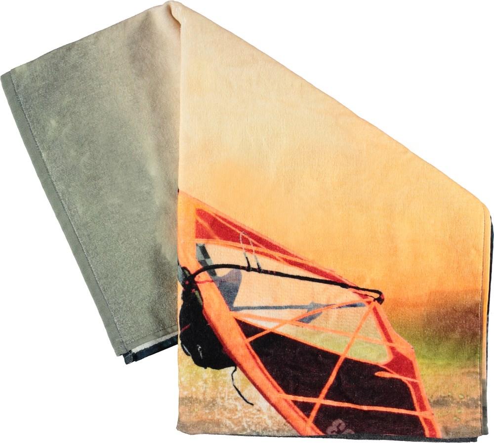 Beach Towel - Point Break - Beach towel with surf print