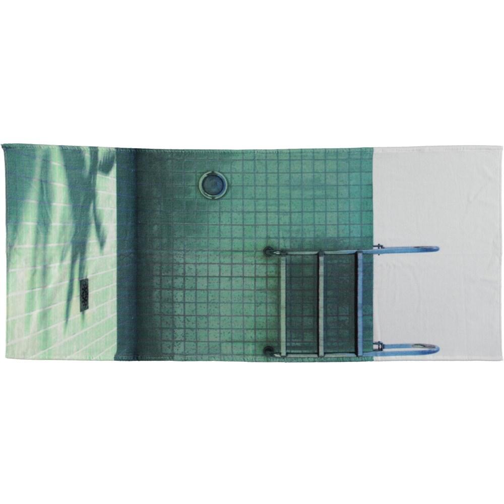 Beach Towel - Pool - Beach towel with digitalt pool print