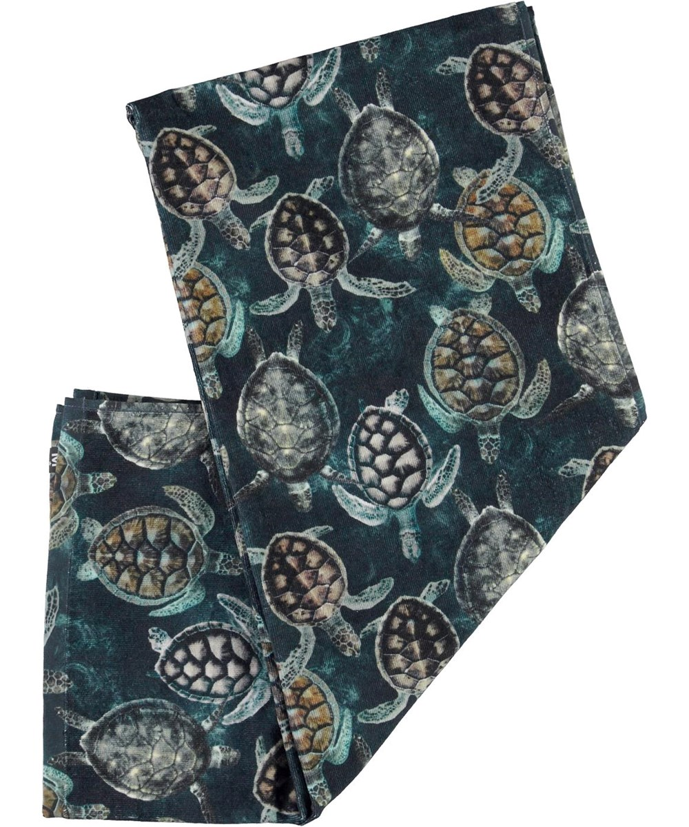 Beach Towel - Sea Turtles - Beach towel with turtle print