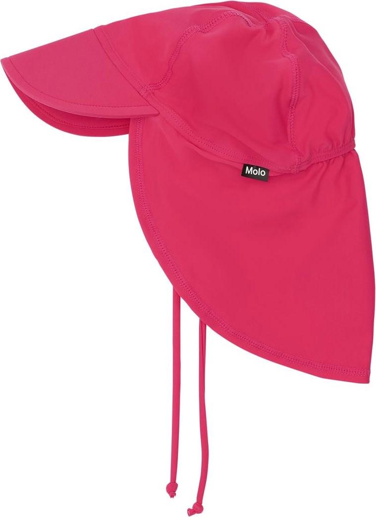 Nando - Rasberry - UV baby sun hat