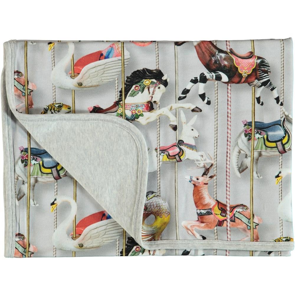 Neala - Carousel - Blanket