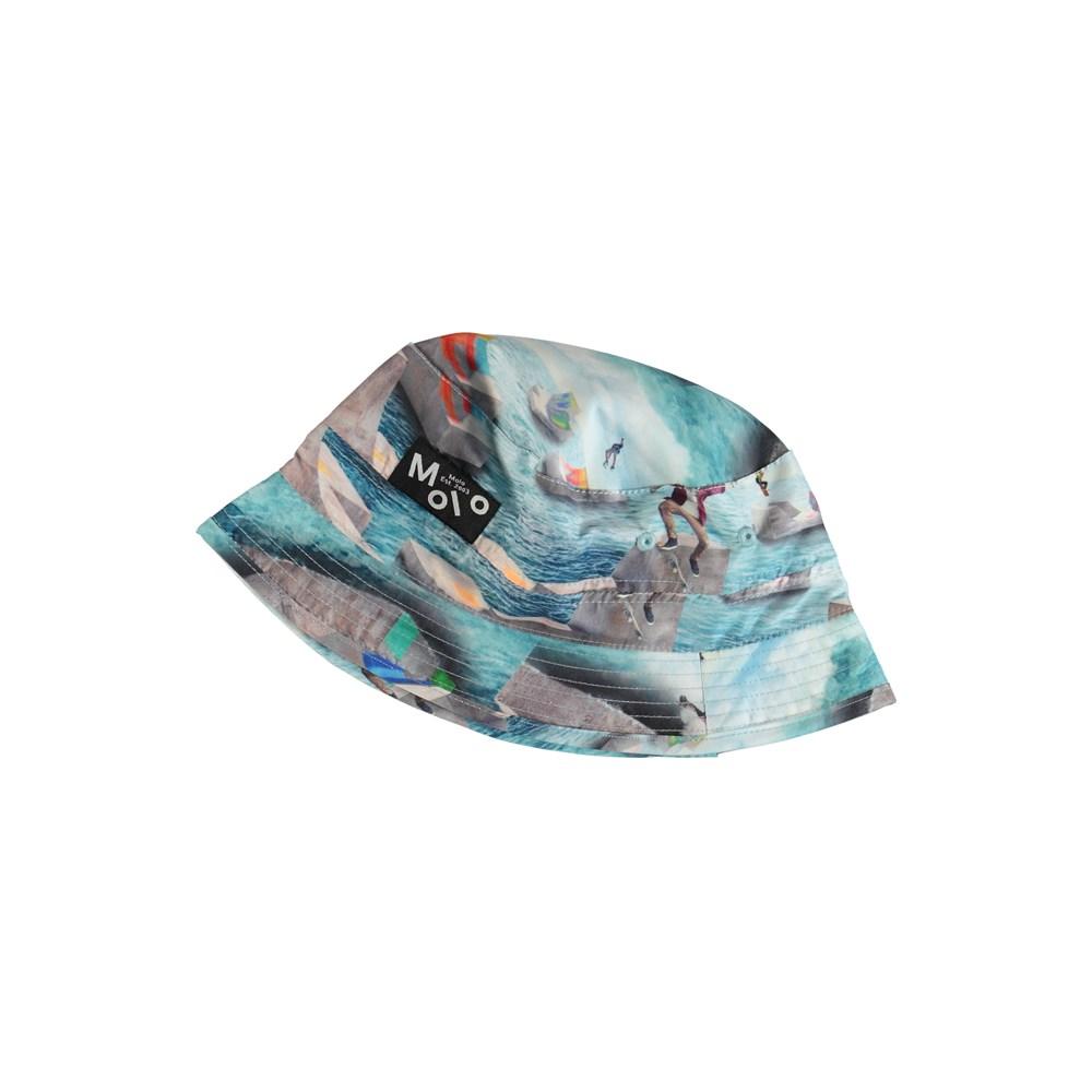 Niks - Ocean Skate - Bucket hat with skaters