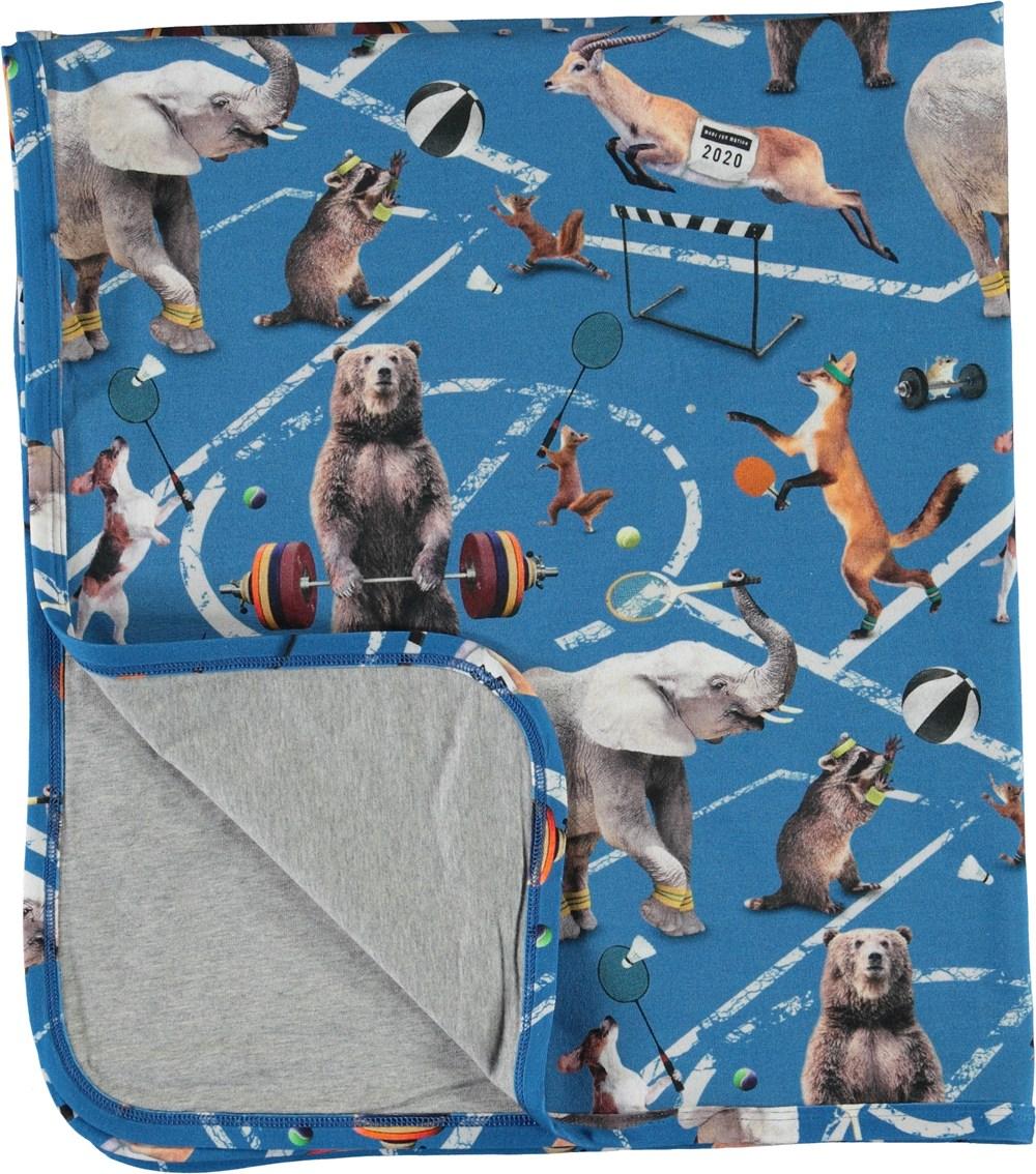 Niles - Athletic Animals - AOP